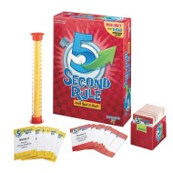 5 Second Rule Game, 2nd Edition