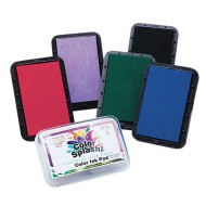 Color Splash!® Washable Color Ink Pad,