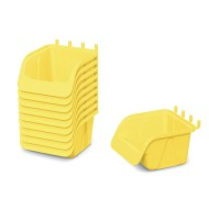 Jonti Craft ® Peg Board Bins (Set of 10)
