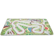 "Learning Carpets™ Racetrack Activity Carpet, 79""L x 36""W"