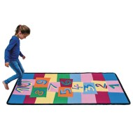 Learning Carpets™ Hopscotch Activity Carpet