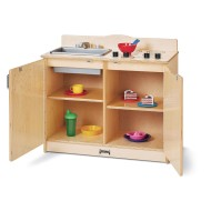 Jonti Craft® Baltic Birch 2-in-1 Play Kitchen