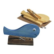 Allen Diagnostic Module Whale Note Holder (Pack of 6)