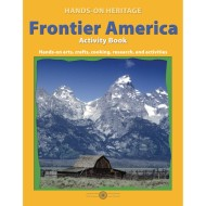 Frontier America Heritage Activity Book ( of 1)