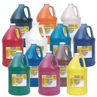 Handy Art® Little Masters® Washable Tempera Paint, 128 oz.