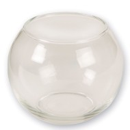 Open Glass Container (Pack of 12)