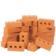 Play Foam Toy Building Bricks Set