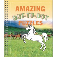Amazing Dot-To-Dot Puzzle Book
