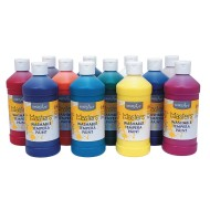 Handy Art® Little Masters® Washable Tempera Paint, 16oz.