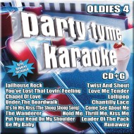 Party Tyme Karaoke CD+G Oldies 4