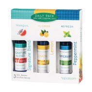Essential Oil Sensory Pack - Daily