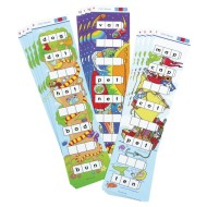 Unifix Word Ladders CVC Words ( of 12)