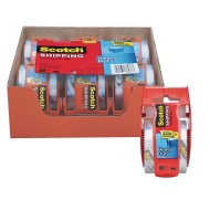 Scotch® Heavy-Duty Packing Tape with Dispenser