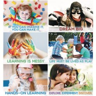 STEM Primary Poster Pack