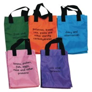 Healthy Eating Food Bags
