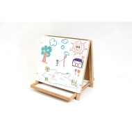 Crestline® Two-Sided Tabletop Easel