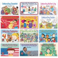 Holiday Readers Variety Book Pack