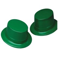 St. Pat's Top Hats (Pack of 12)