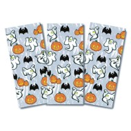 Pumpkin and Ghosts Cello Bags