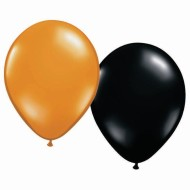 Halloween Balloon Assortment, 11