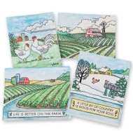 Paint-A-Dot™ Farm Scenes (Pack of 24)