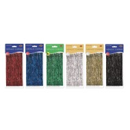 Metallic Fringe Curtain,