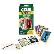 Clue® Suspects Card Game