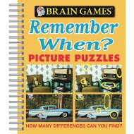 Picture Puzzles Book: Remember When?