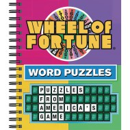 Wheel of Fortune® Words Puzzle Book