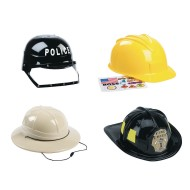 Pretend Play Hat Assortment