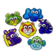 Wiggly Eye Sun Catchers (Pack of 24)