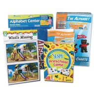 Language And Vocabulary Development Easy Pack, PreK - Kindergarten