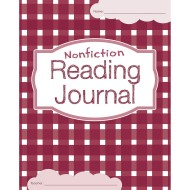 Non-Fiction Reading Journal (Set of 10)