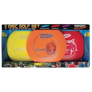 Disc Golf - 3 Disc Set - Innova DX