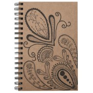 Natural Kraft Cover Journal, 8.5