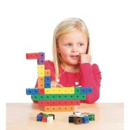 Linking Cubes Set of 100