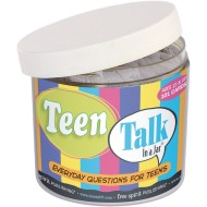 Teen Talk In a Jar Game