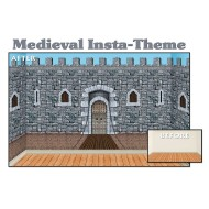 Medieval Insta-Theme Decorating Kit