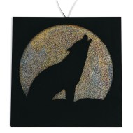 Moonlit Wolf Craft Kit