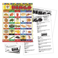 Portion Size MyPlate Bingo