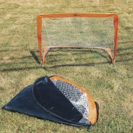 "Rectangular Pop-Up Goal, 48""W x 38""H"