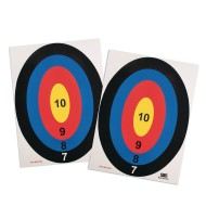 Beanbag and Rubber Dart Target Set (Set of 2)
