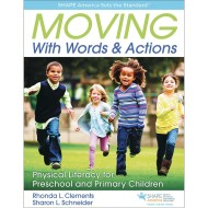 Moving With Words & Actions Book