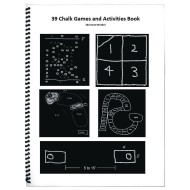 Chalk Games and Activities Book
