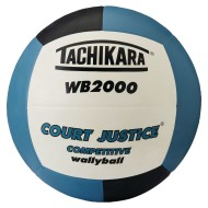 Tachikara® Court Justice Rubber Wallyball