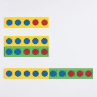 Five Frames Early Elementary Math Manipulative