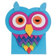 Winking Owl Craft Kit (Pack of 12)