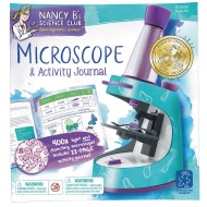Nancy B's Science Club® Microscope and Activity Journal