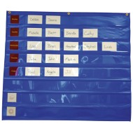 Classroom Activity Center Pocket Chart