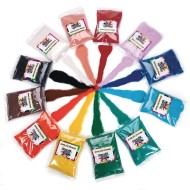 Color Splash!® Art Sand, 2 lb